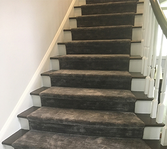 Featured carpet installation by Fenway Floors in New Rochelle, New York
